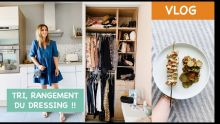 [DAILY VLOG #3] - ON PASSE AU DRESSING D'ETE !