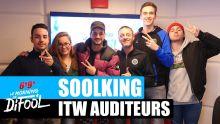 Soolking - Interview auditeurs #MorningDeDifool