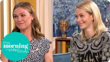 Julia Stiles & Poppy Delevingne Discuss the New Characters Joining Riviera | This Morning