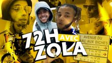 72h avec Zola : Le clip avec Ninho, Shooting de sa cover, Séance dédicace..
