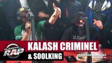 "Kalash Criminel ""Savage"" ft Soolking #PlanèteRap"