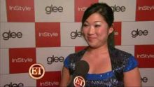 Glee Cast at the InStyle Party