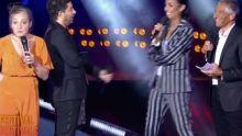 Couac entre Nagui et Catherine Ringer dans Le festival des festivals (VIDEO)