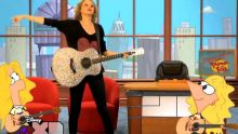 Taylor Swift - Take Two with Phineas and Ferb