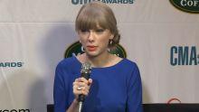 Taylor Swift Interview | CMA Awards 2012 | CMA