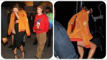 Justin Bieber and wife Hailey attend Billboard Awards after-party