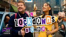 No Lockdowns Anymore w/ Ariana Grande & Marissa Jaret Winokur