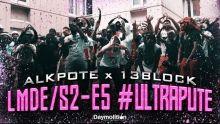 Alkpote Feat. 13 Block   Les Marches de L'Empereur Saison2 #5 - Ultrapute (Prod. Sonar)