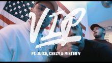 Tortoz - VIP ft Mister V, Ceezy, Juice #MQEEBD