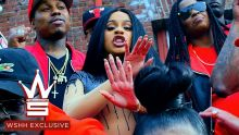 """Cardi B """"Pull Up"""" (WSHH Exclusive - Official Music Video)"""