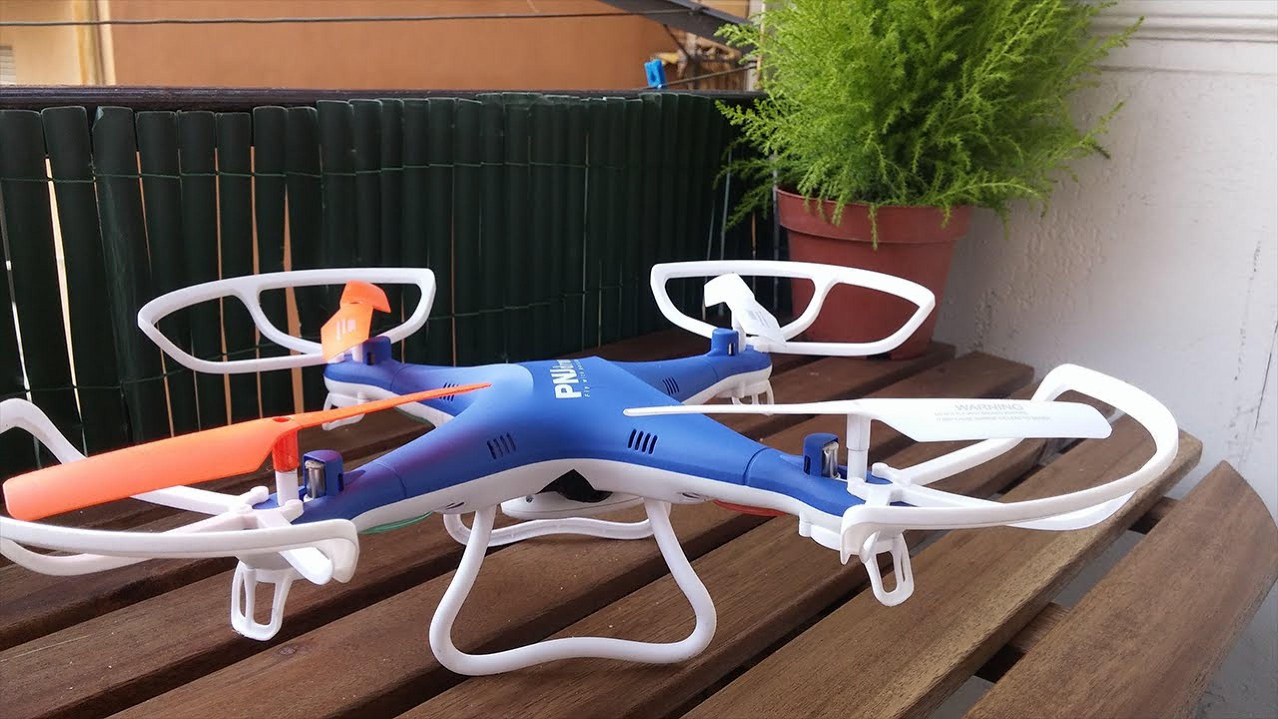 Présentation du PNJ Drone Smart Wing