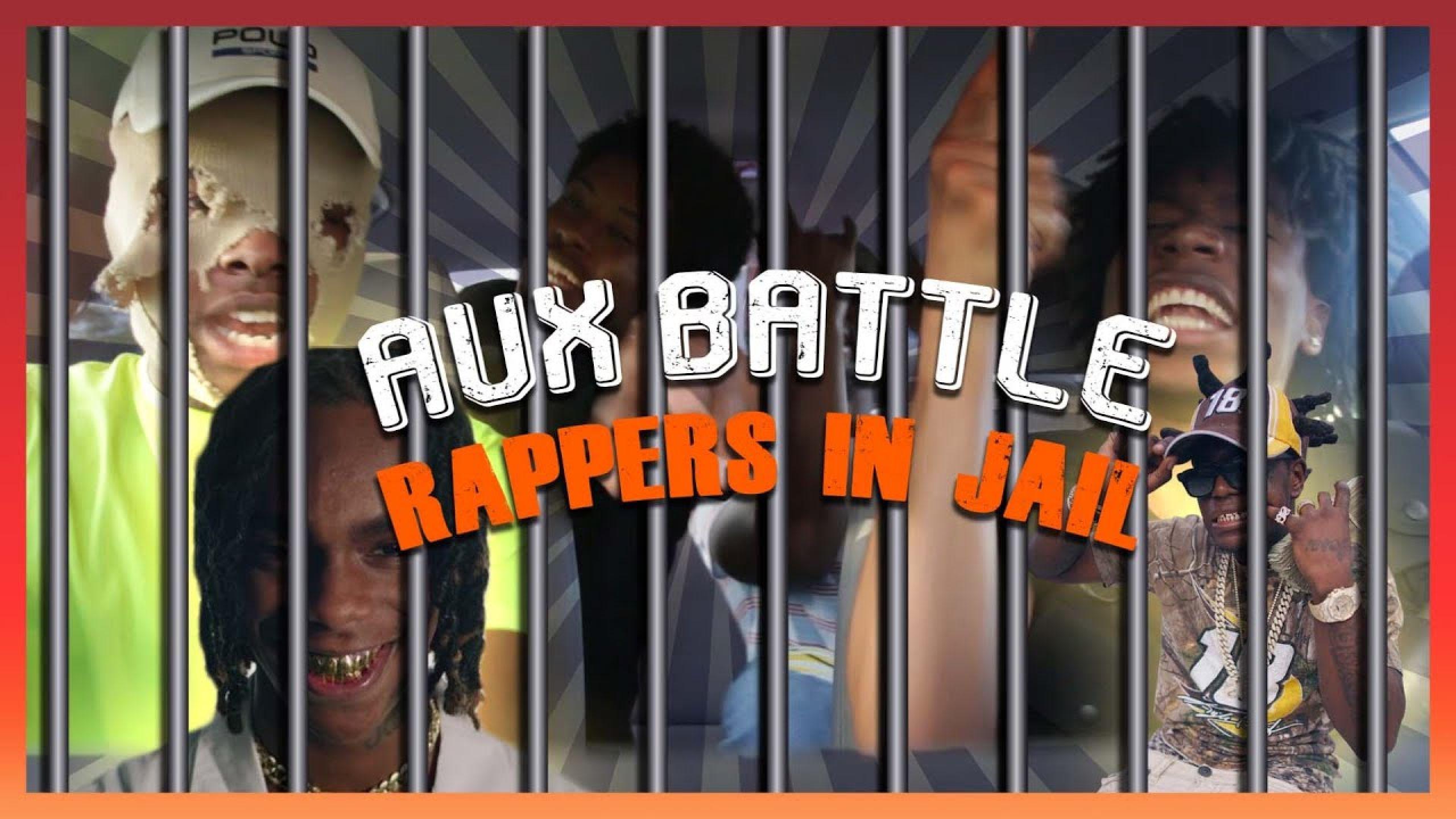 Aux Battles: Rappers That Went to Jail FT ( XXXTENTACION