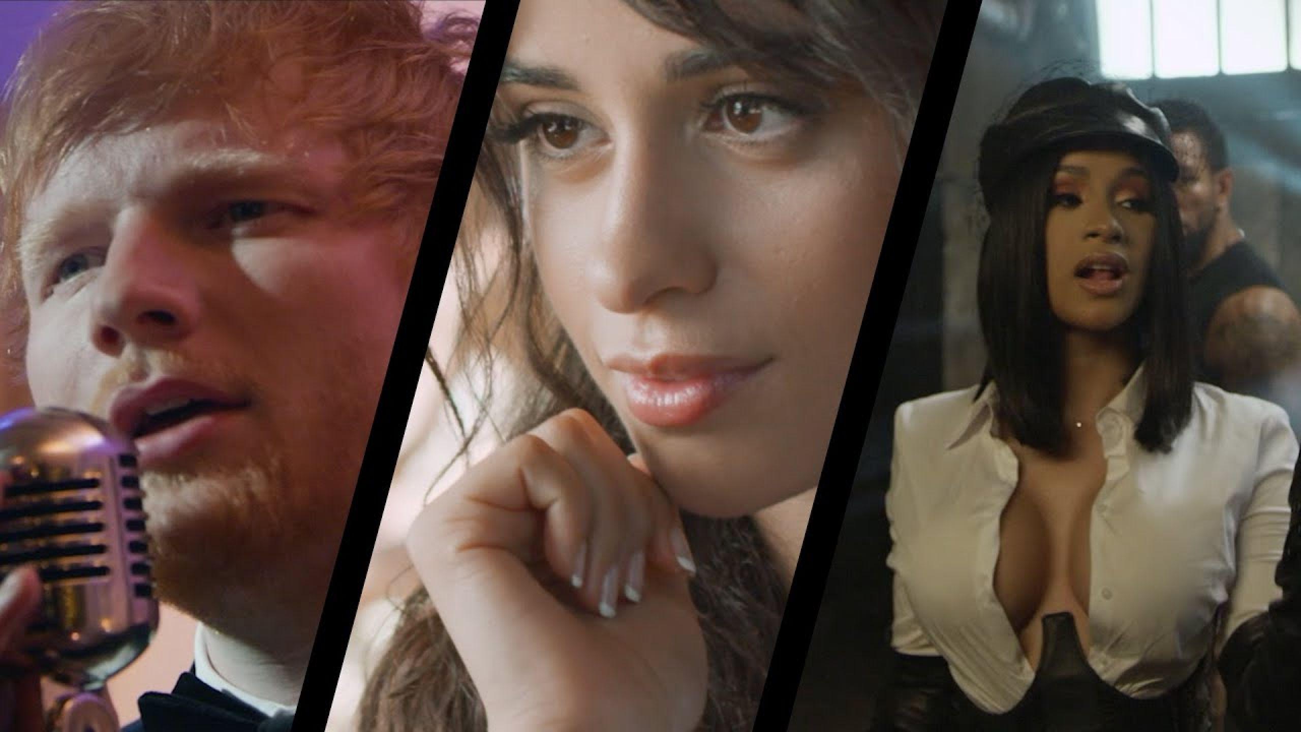 Ed Sheeran - South of the Border (feat. Camila Cabello & Cardi B) [Official Video]