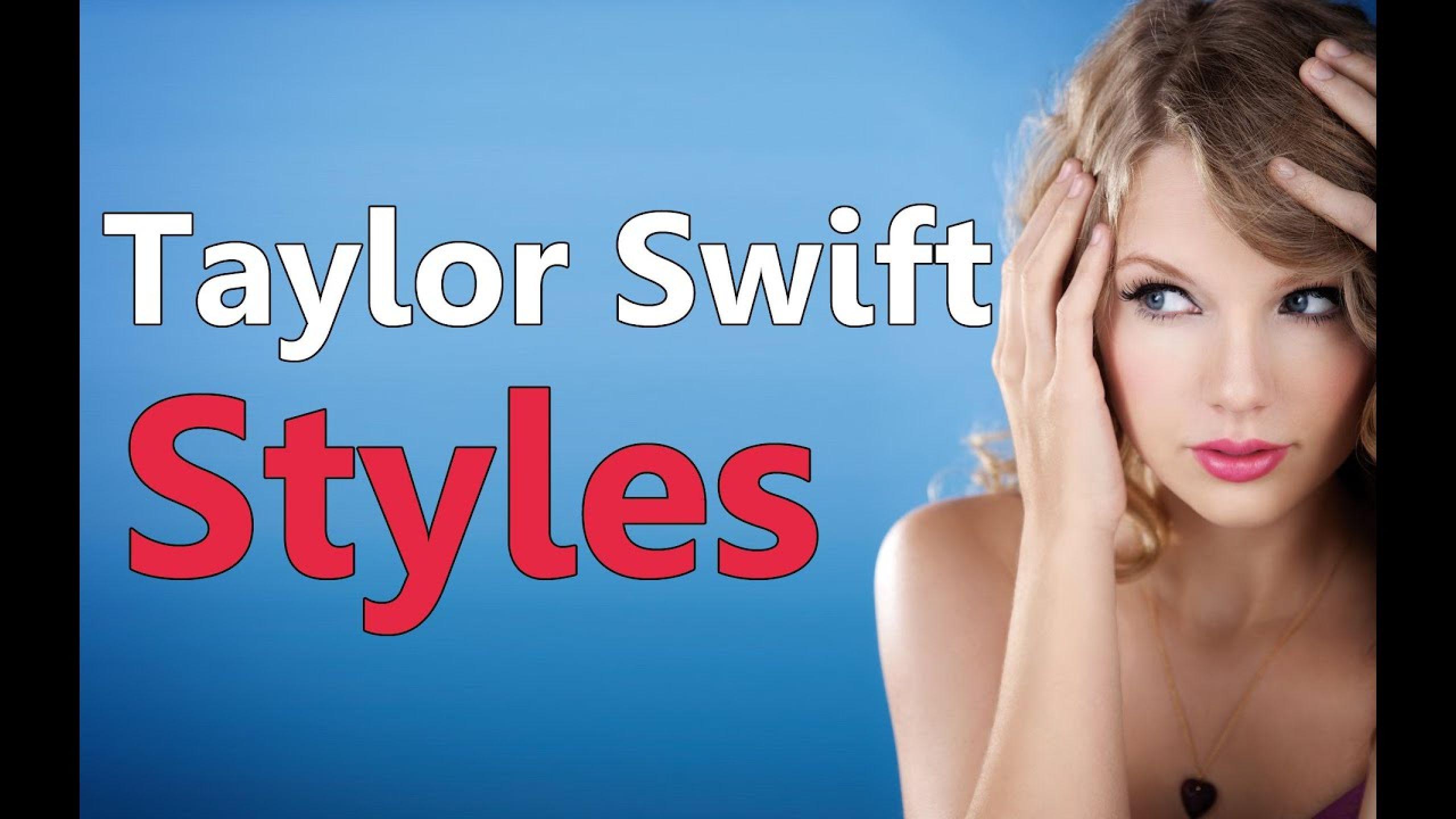 Taylor Swift Styles Street Fashion Cool Styles Looks