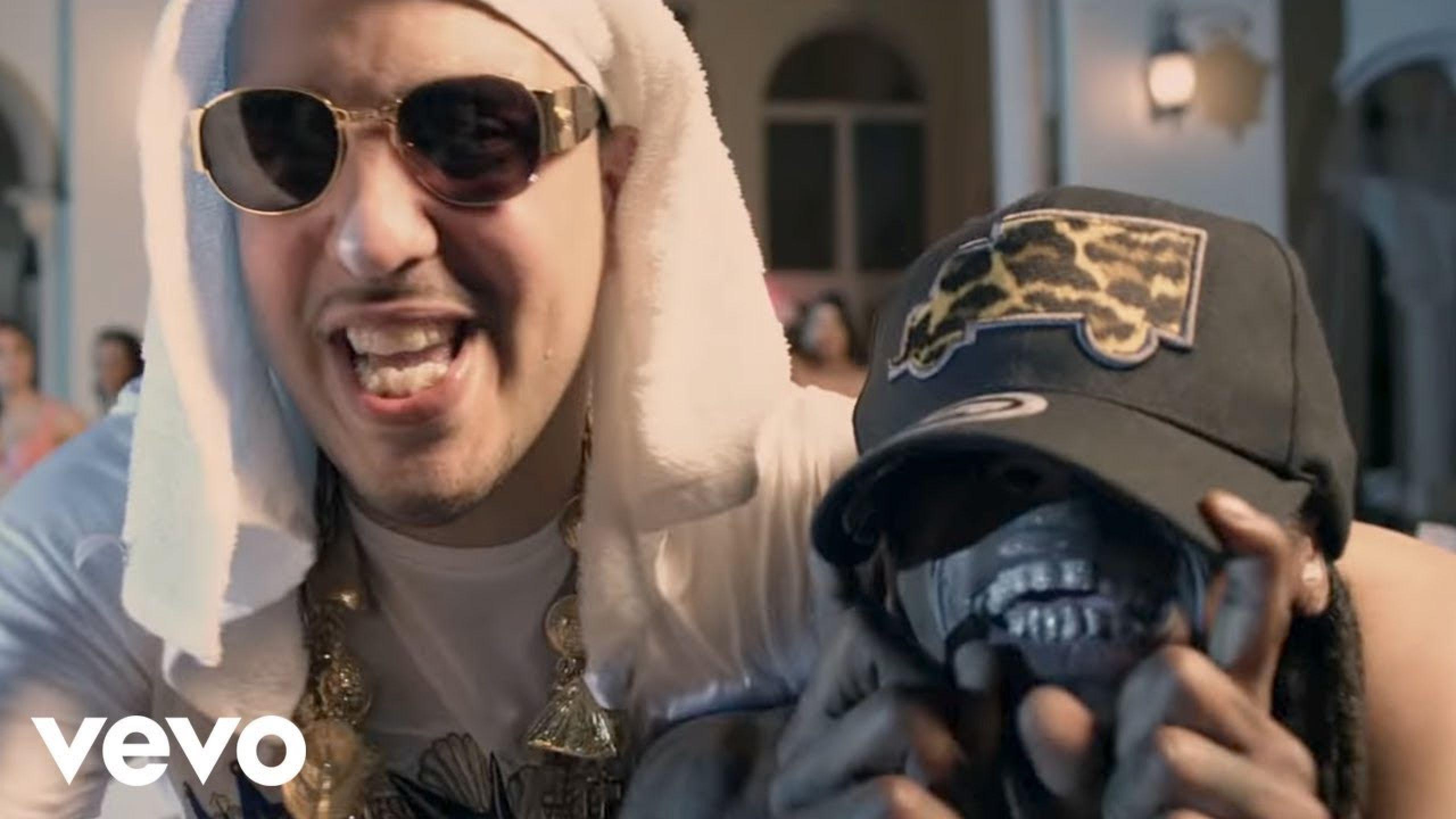 100% d'origine concepteur neuf et d'occasion super service French Montana - Pop That (Official Music Video) : Vêtements ...