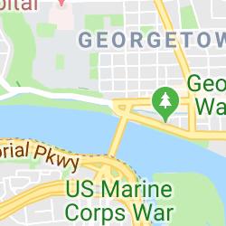 Potomac Boat Club, Water Street Northwest, Washington, DC, USA
