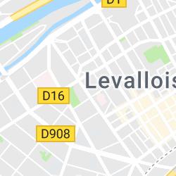 DGSI, Rue de Villiers, Levallois-Perret, France