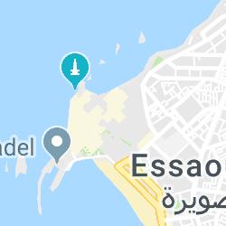 Mosque Sidi Ahmed, Avenue de l'Istiqlal, Essaouira, Morocco