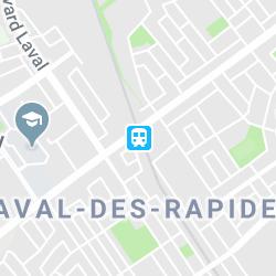 Gare De la Concorde, Laval, QC, Canada