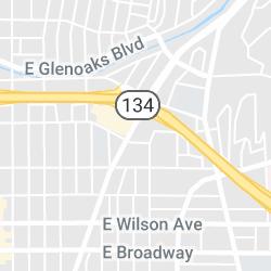 Virgil's Hardware Home Center, North Glendale Avenue, Glendale, CA, USA