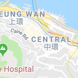 CÉ LA VI Hong Kong, D'Aguilar Street, Central, Hong Kong