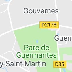 A proximité: camping Etang Fleuris (Seine-et-Marne)
