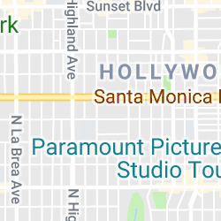 Sunset Las Palmas Studios / Hollywood Center Studios