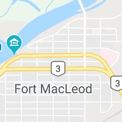 Fort Macleod, Alberta, Canada