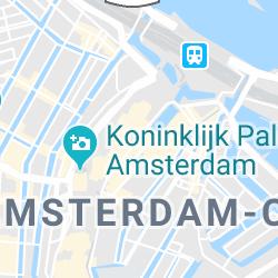 Logement près de la Beurs van Berlage Damrak (la bourse / ancienne gare) d'Amsterdam - Pays-Bas