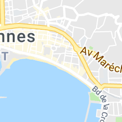 InterContinental Carlton Cannes, Boulevard de la Croisette, Cannes, France