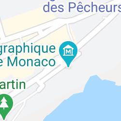 Avenue Saint-Martin, 98000 Monaco, Монако