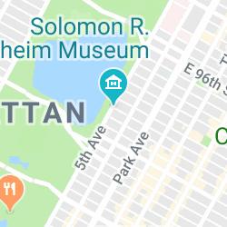Guggenheim Museum, 5th Avenue, New York, État de New York, États-Unis