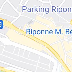 FOOBY Lausanne Bel-Air, Rue des Terreaux, 1003 Lausanne, Suisse