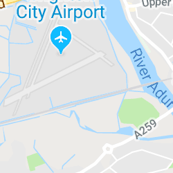 Aéroport de Shoreham, Cecil Pashley Way, Shoreham-by-Sea, Royaume-Uni