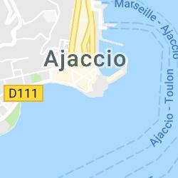 Citadelle, Ajaccio, France