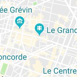 Le Grand Rex, Boulevard Poissonnière, Paris, France