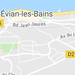 Hôtel Royal - Evian Resort, Avenue des Mateirons, Évian-les-Bains, France