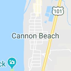 Cannon Beach, Oregon, États-Unis