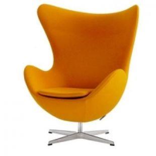 Fabric Egg Chair