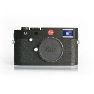 Compact Leica M (type 240), Noir