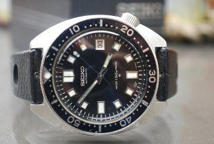 Seiko 6105-8000 Automatic Diver Gents Vintage Watch