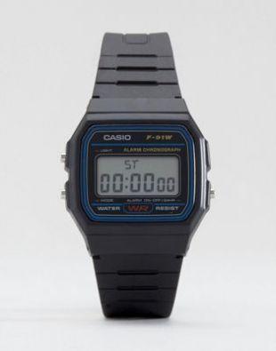 Casio F91W-1