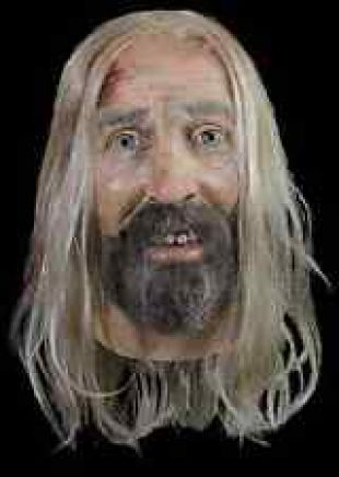 Otis Driftwood Mask Devil's Rejects Movie Rob Zombie Halloween Costume Accessory