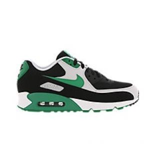 The Nike AirMax90 black and green of Pusha T on his account
