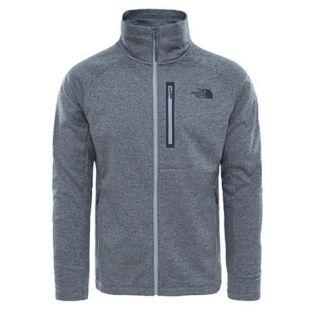 Face Grey Jacket The Lujipeka Of North In Fleece qUzpLSVGjM