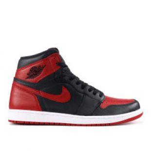 Les Air Jordan 1 Retro noir et rouge de Javale Mcgee sur son