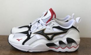 BISSO97120 white MIZUNO The and his black Wave Rider on 0vm8nyNwO