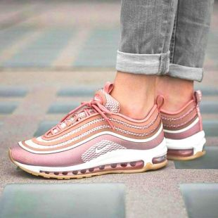 The nike air max 97 ultra pink Gloria M iron on his post