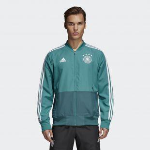 Veste Allemagne   turquois adidas