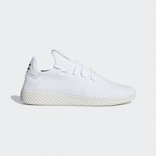 Adidas Pharrell Williams Tennis Hu Blanc
